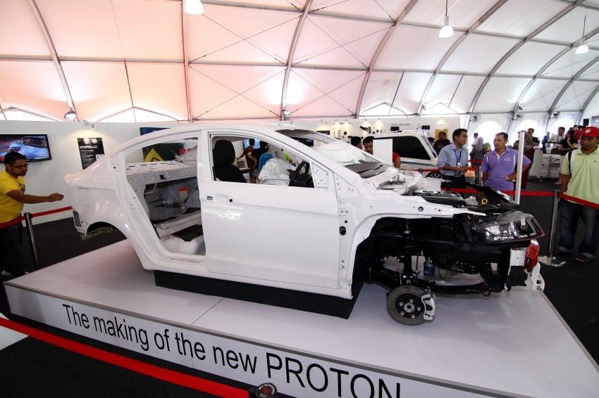 Proton P3-21A build-up process Day 4: Headlamp Image #94151