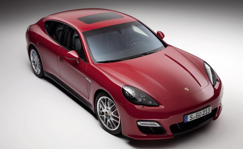 Porsche Panamera GTS – 430 hp and 520 Nm Image #76994