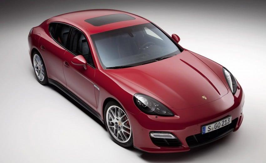 Porsche Panamera GTS – 430 hp and 520 Nm Image #76994