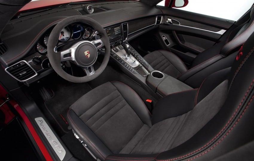 Porsche Panamera GTS – 430 hp and 520 Nm Image #76997