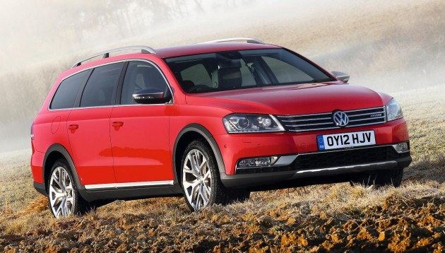 volkswagen passat b8 to spawn cc alltrack variants. Black Bedroom Furniture Sets. Home Design Ideas