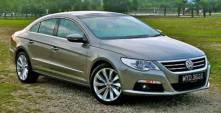 Volkswagen Passat Cc Test Drive Review