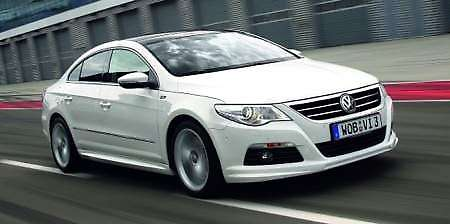 Volkswagen R cars are here - Golf R and Passat CC R-Line