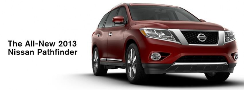 Production Nissan Pathfinder is identical to concept Image #122309
