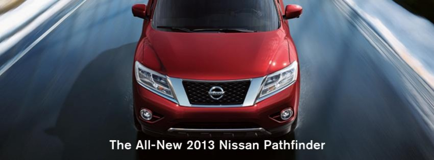Production Nissan Pathfinder is identical to concept Image #122310