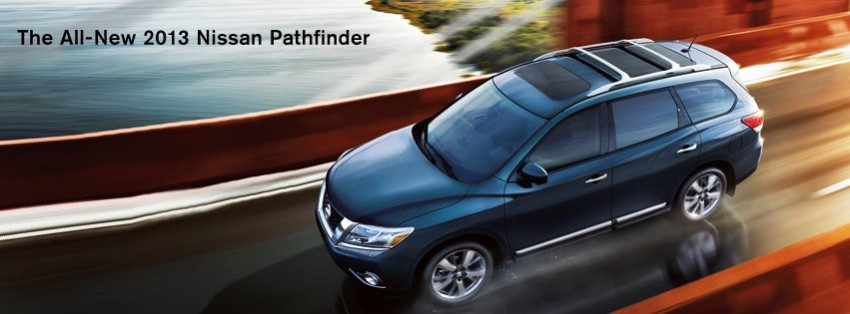 Production Nissan Pathfinder is identical to concept Image #122311
