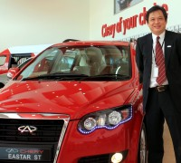 paul ng, ceo with the chery eastar st