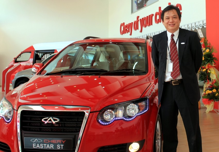 Chery Malaysia opens new 3S centre, launches Eastar ST – brand to expand country's role as RHD hub Image #114306