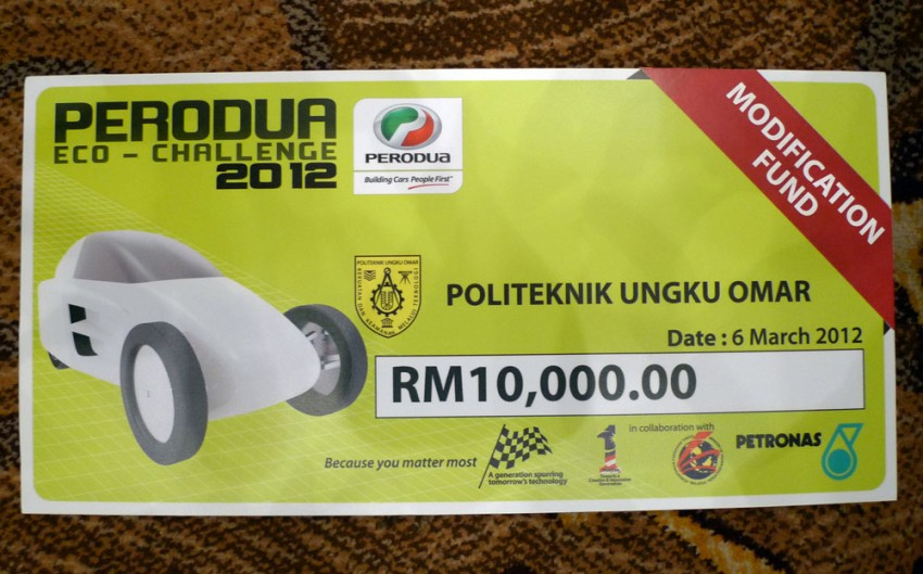 Perodua Eco Challenge is back for 2012, 13 teams to battle in the most challenging edition so far Image #91429