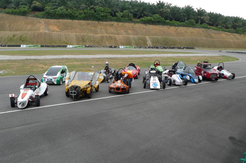 Perodua Eco Challenge is back for 2012, 13 teams to battle in the most challenging edition so far Image #91430