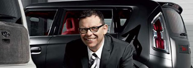 Peter Schreyer is the first non-Korean president at Kia Image #147731