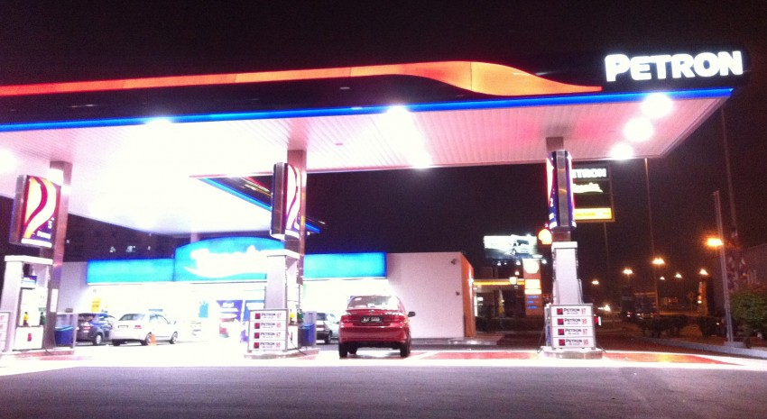 Petron rebrands Esso/Mobil stations in Malaysia Image #114019
