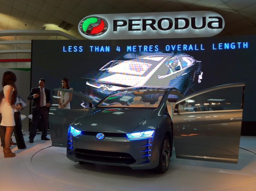 Perodua Bezza concept – a peek into the P2 future? Image #86591