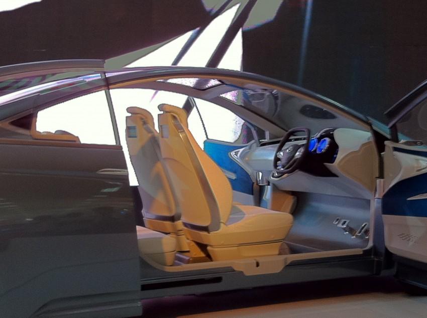 Perodua Bezza concept – a peek into the P2 future? Image #86594