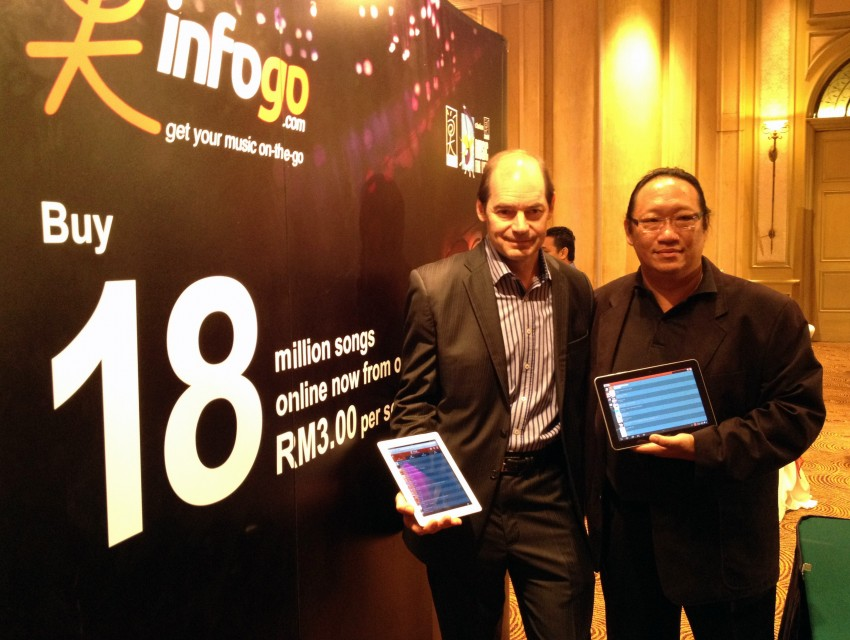 Prodigium Mobile opens infogo.com Music Store: coming to Clarion Android car stereos soon! Image #112802
