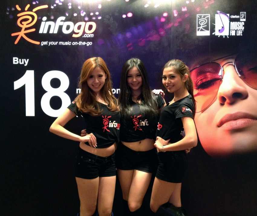 Prodigium Mobile opens infogo.com Music Store: coming to Clarion Android car stereos soon! Image #112803