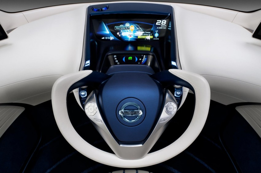 Nissan Pivo 3 – urban EV concept set for Tokyo debut Image #76108
