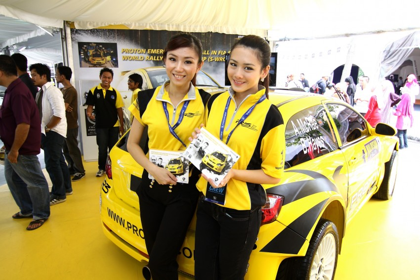 MEGA GALLERY: Proton Power of 1, Bukit Jalil Image #94915