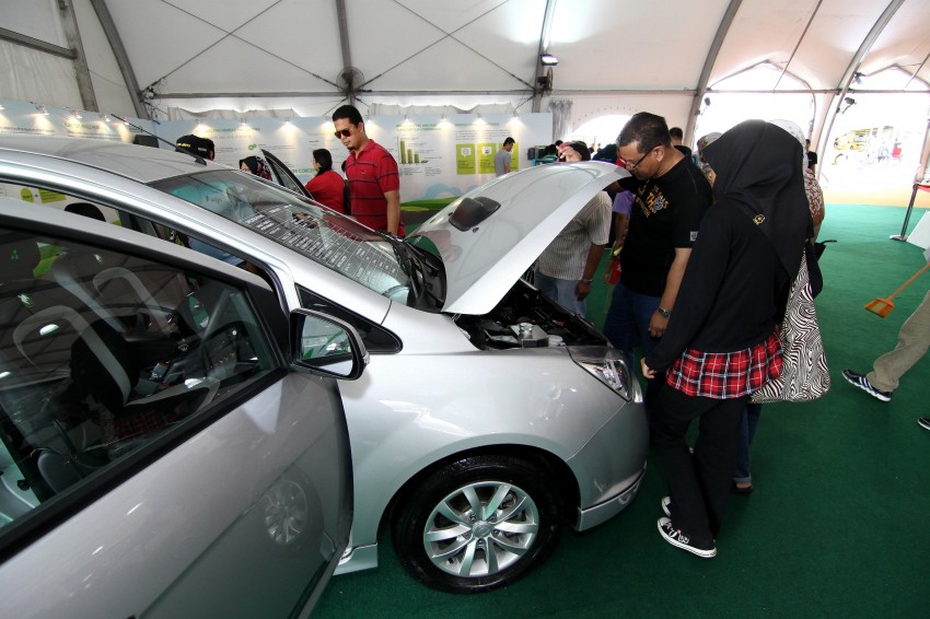 MEGA GALLERY: Proton Power of 1, Bukit Jalil Image #94921