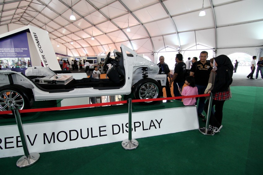 MEGA GALLERY: Proton Power of 1, Bukit Jalil Image #94923