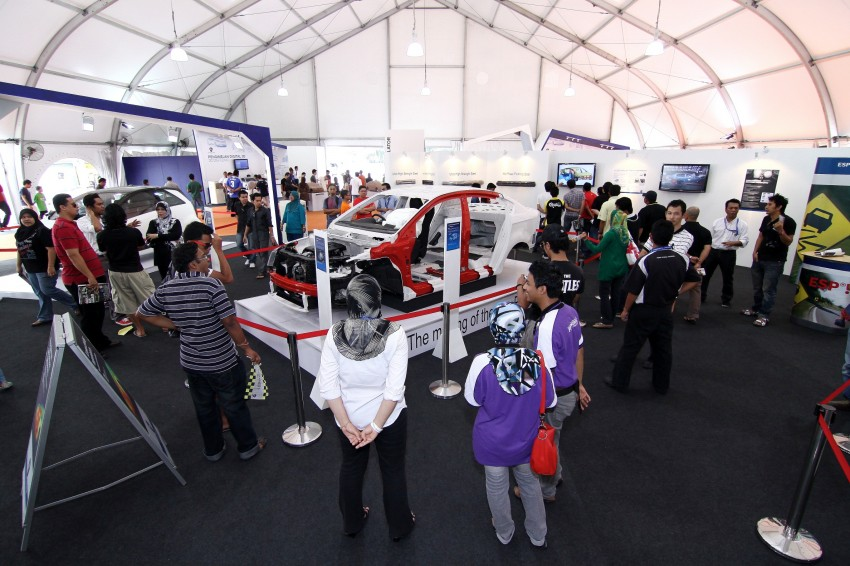MEGA GALLERY: Proton Power of 1, Bukit Jalil Image #94932