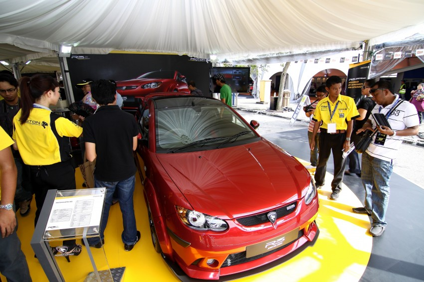 MEGA GALLERY: Proton Power of 1, Bukit Jalil Image #94934