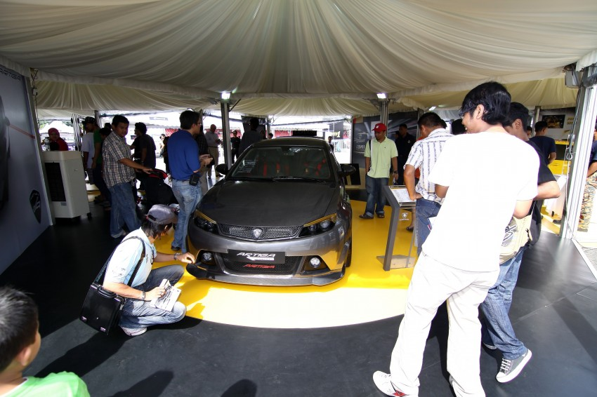 MEGA GALLERY: Proton Power of 1, Bukit Jalil Image #94935