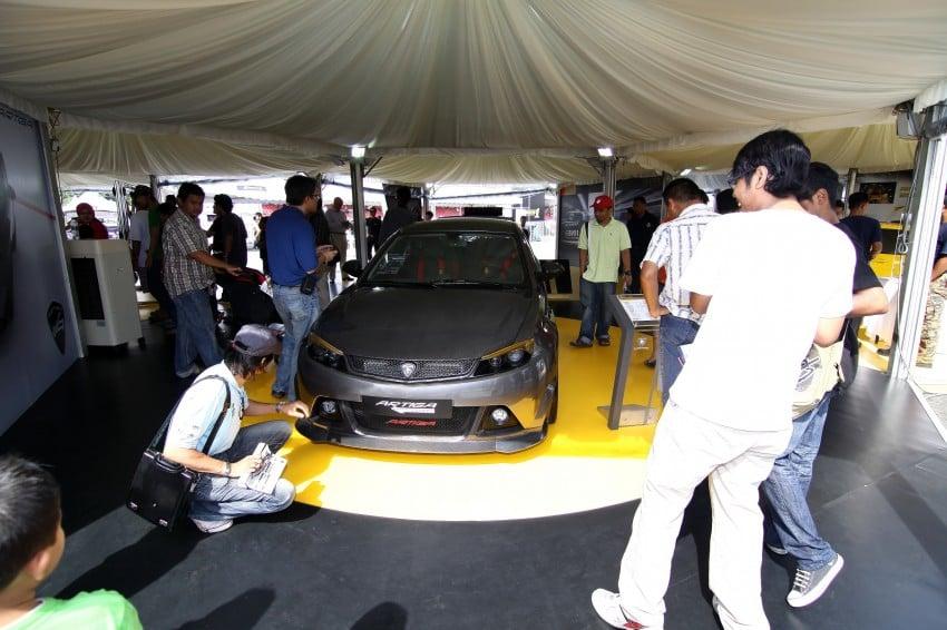 MEGA GALLERY: Proton Power of 1, Bukit Jalil Image #94935
