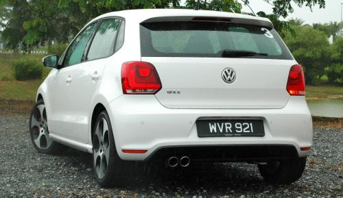 Volkswagen Polo GTI launched in Sepang – Mk5 looks set to win lots of new friends Image #65565