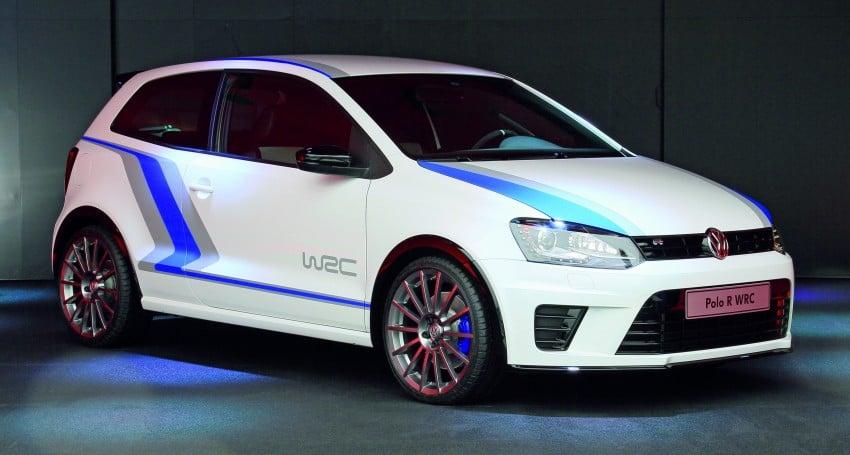 31. GTI-Treffen am Woerthersee /Volkswagen Studie Polo R WRC (Street)