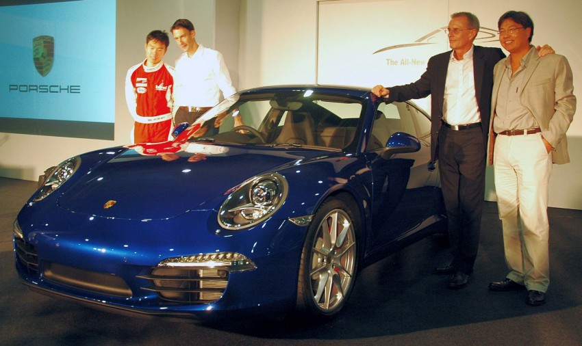 New Porsche 911 prices released – RM800k and RM900k Image #94092
