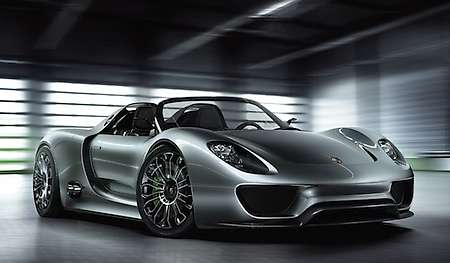 the porsche 918 spyder may go into production 900 buyers already secured. Black Bedroom Furniture Sets. Home Design Ideas