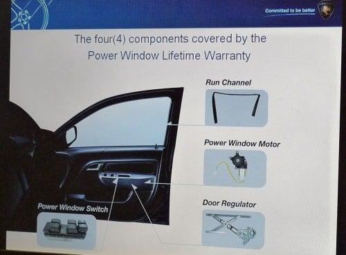 Proton Introduces Power Window Lifetime Warranty Rh Paultan Org Power Window Problems  Ford F  Power Window Problems Honda Crv
