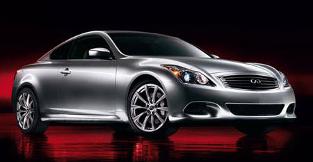 Infiniti G37 Official Details Released Image #30194