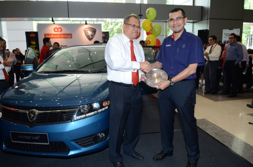 Proton Prevé convoy brings the showroom to the people Image #101617