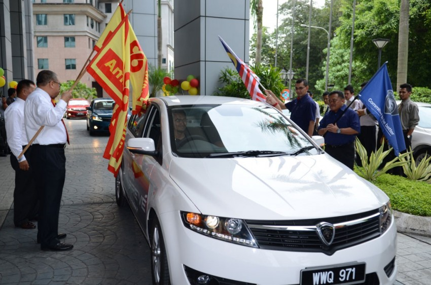 Proton Prevé convoy brings the showroom to the people Image #101615