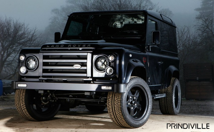 Prindiville Land Rover Defender – 25 unit limited edition Image #88020