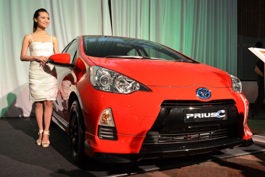 Toyota Boosting Prius C Production To Meet Strong Demand