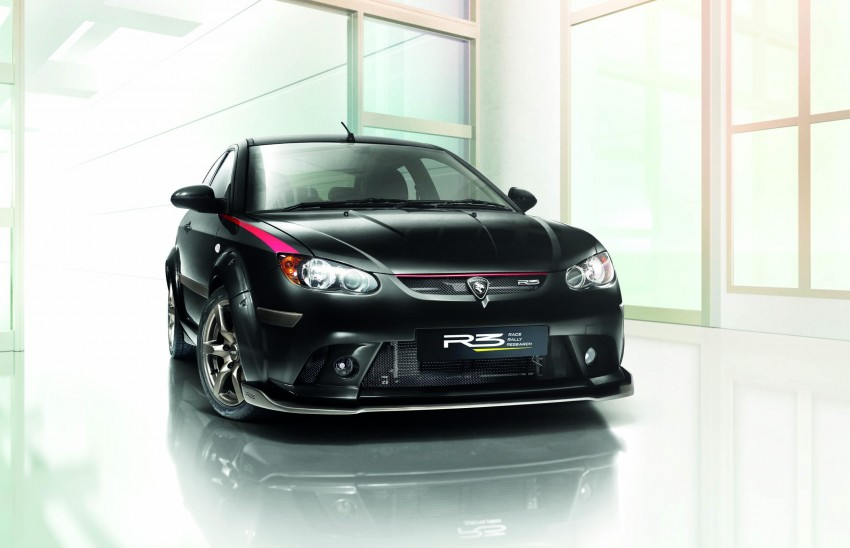 Proton Satria Neo R3 launched: RM61k-RM64k Image #143472