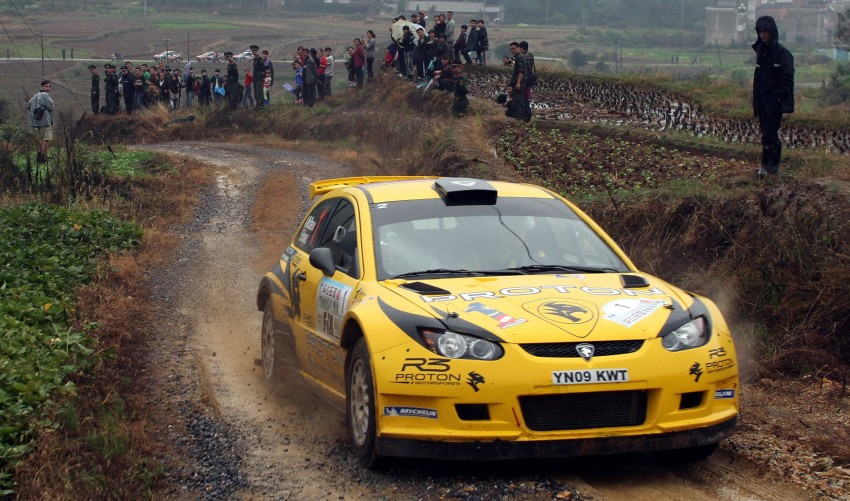 Proton wins China Rally – Alister McRae takes APRC driver's title, Proton clinches manufacturer's title Image #75788