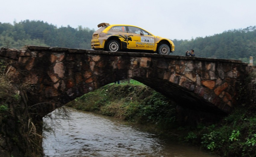 Proton wins China Rally – Alister McRae takes APRC driver's title, Proton clinches manufacturer's title Image #75789