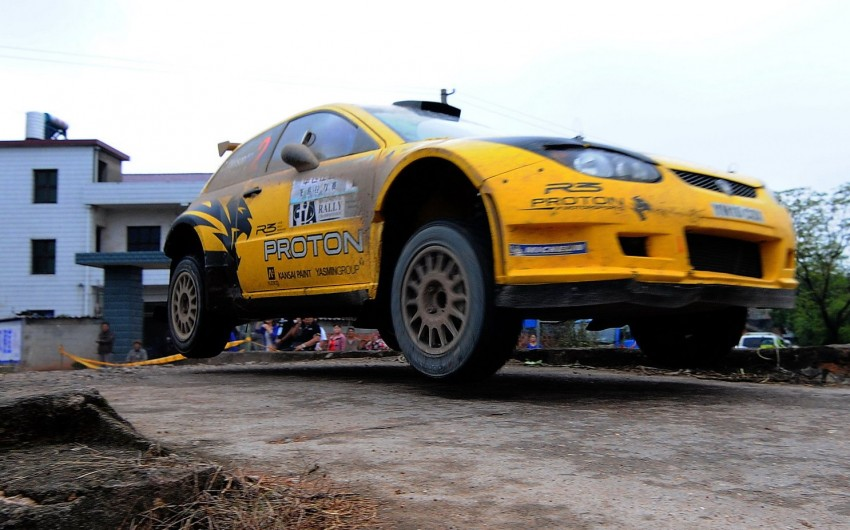 Proton wins China Rally – Alister McRae takes APRC driver's title, Proton clinches manufacturer's title Image #75790