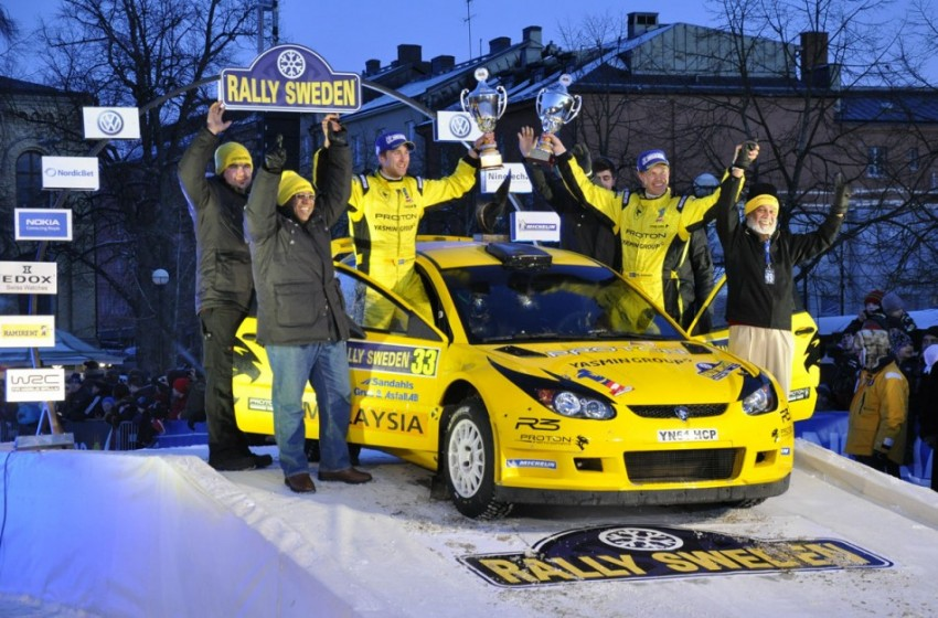 Proton targets SWRC victory at Rally New Zealand Image #113880