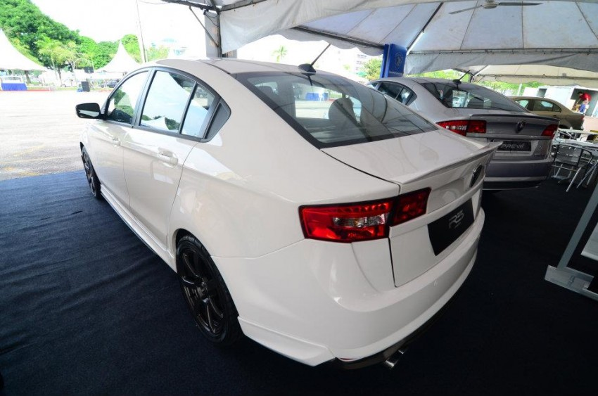 Proton Preve R3 Concept at 2012 Malaysian Rally Image #118366