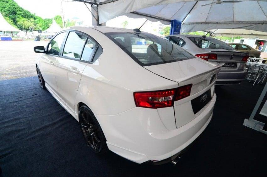 Proton Preve R3 Concept at 2012 Malaysian Rally Image #118366