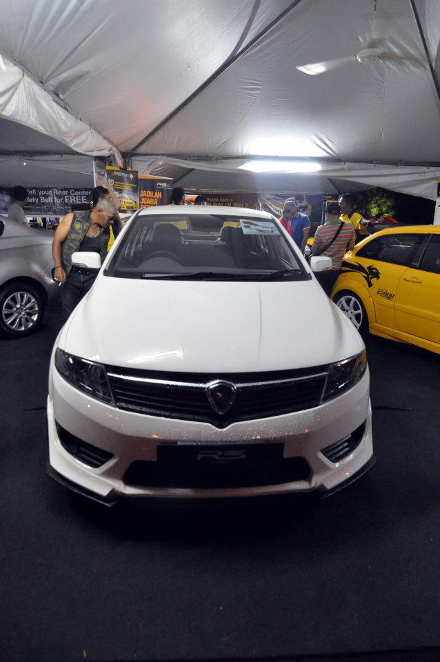 Proton Preve R3 Concept at 2012 Malaysian Rally Image #118376