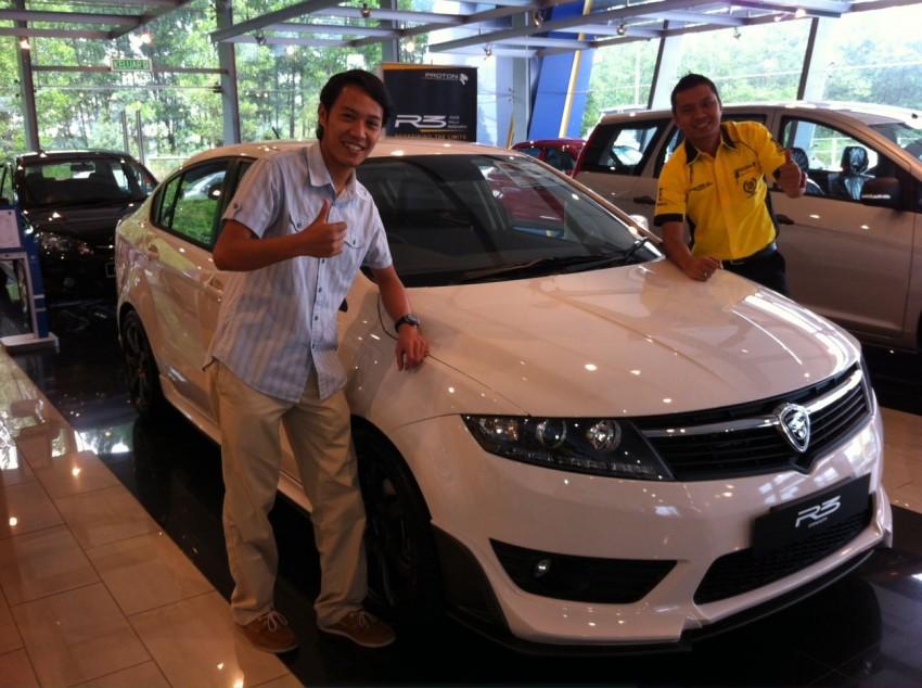Proton Preve R3 Concept at 2012 Malaysian Rally Image #119408