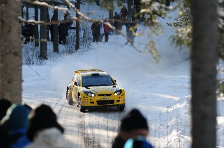 Proton targets SWRC victory at Rally New Zealand Image #113881