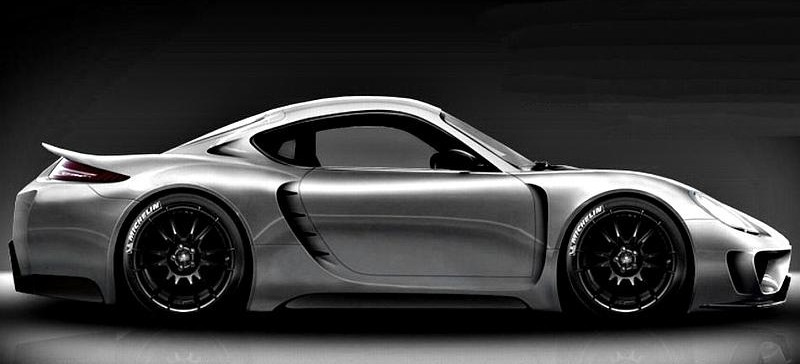 Porsche Cayman by Alpha-N Performance – 800 hp Image #122934
