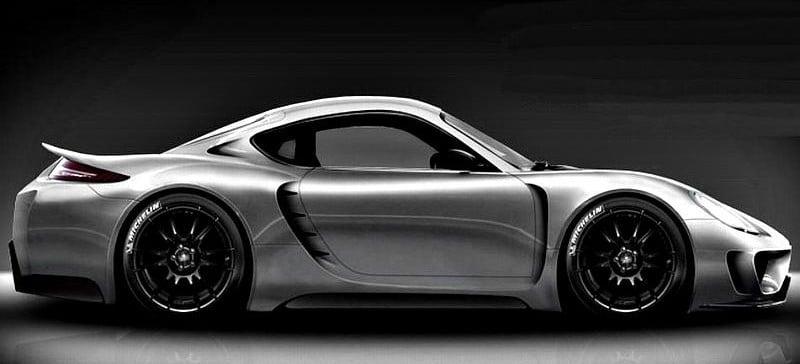 Porsche Cayman by Alpha-N Performance – 800 hp Image #122934